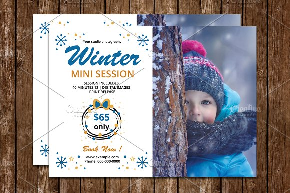 Winter Mini Session-V716