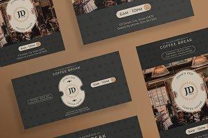 Flyers | Coffee Break