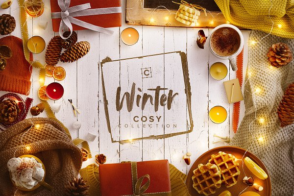 Winter Cosy Collection - CS