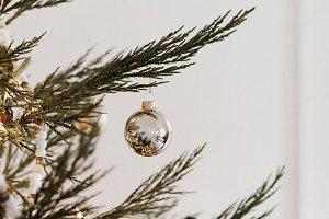 Minimalist Christmas No. 1