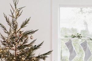 Minimalist Christmas No. 2