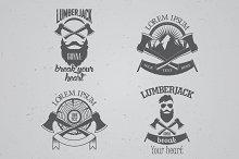 Lumberjack labels