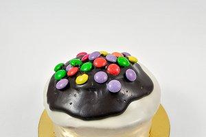 Candy muffin