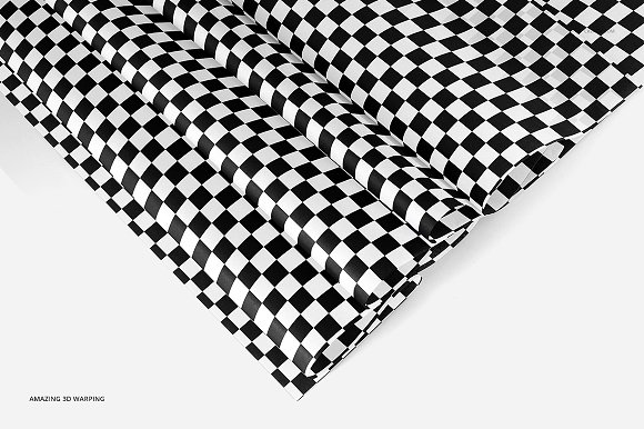 Wrapping Tissue Paper Mockup Set in Product Mockups - product preview 50