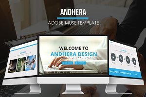 Andhera Muse Template