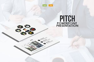 Pitch Powerpoint Template