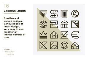 16 Minimal & Various Logos 3