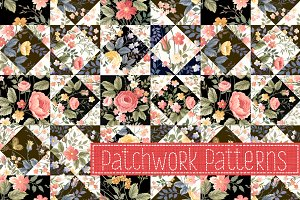 seamless patchwork patterns