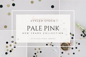 Pink Celebration Styled Stock Bundle