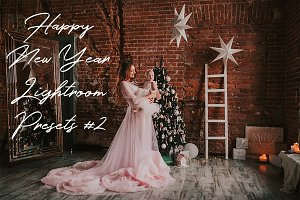 Happy New Year Lightroom Presets #2