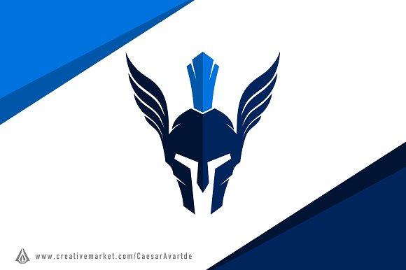 sky knight logo template logo templates creative market
