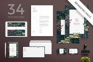 Branding Pack | Skin Care