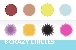 8 Crazy Circles