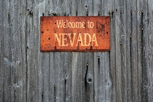 Welcome to Nevada.