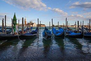 Parked Gondola