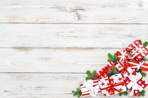 Christmas decoration Holidays banner