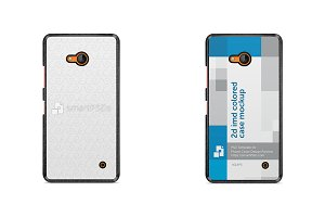 Microsoft Lumia 640 2d IMD Case