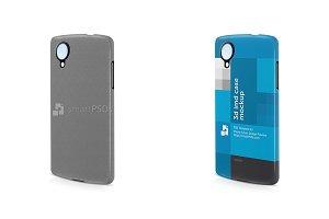 Google Nexus 5 3d IMD Mobile Case