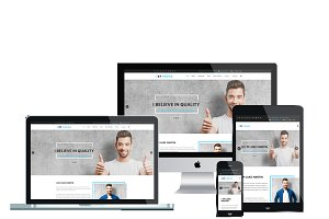 ET Prome –  Personal WordPress Theme