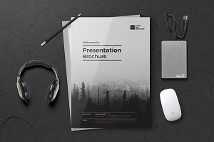 Presentation Brochure 16 Pages