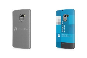 Lenovo K4 Note 3d IMD Mobile Case