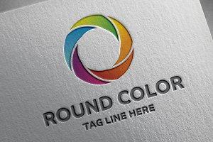 Rainbow Circle United Logo