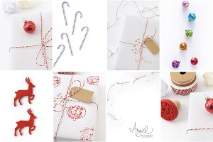 "Christmas photo bundle ""Ho ho ho"""