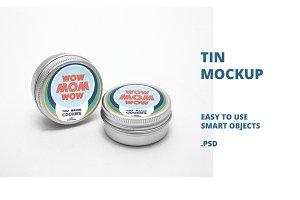 Tin Mockup v7