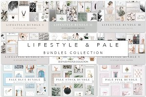 Lifestyle & Pale Bundles Collection