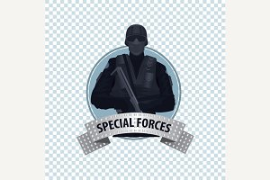 Icon Special Law Enforcement Unit