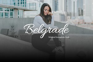 Belgrade Instagram Pack