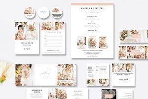 11 Piece Florist Marketing Set