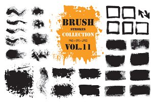 Brush Strokes Collection Vol.11