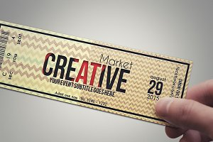 Multipurpose retro ticket 02