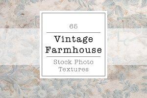 Vintage Farm House Texture Bundle