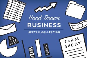 Business Sketch Collection