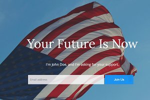 Politics Plus WordPress Theme