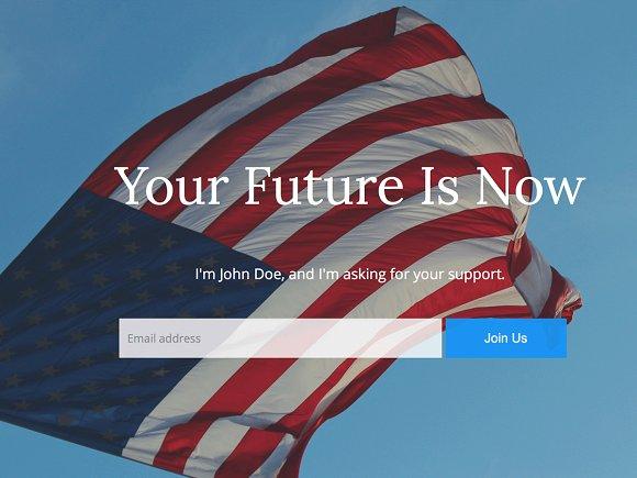 Politics Plus WordPress Theme