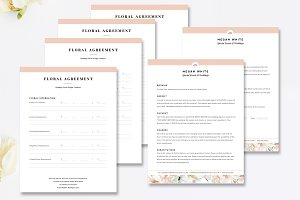 Business Marketing Forms Bundle