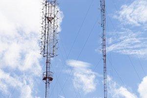 Phone antenna signal