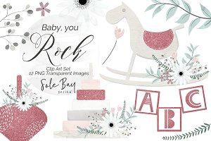 Baby, You Rock, Pink Collection
