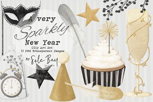 A Very Sparkly New Year Collection