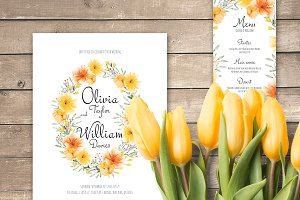 Colorista - Wedding Invitations v2