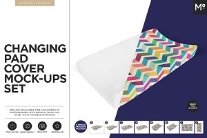Changing Pad Cover Mock-up