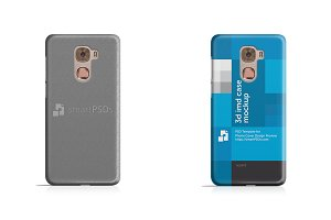 LeEco Le Pro 3 3d IMD Mobile Case