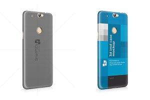 CoolPad Max A8 3d IMD Case Mockup