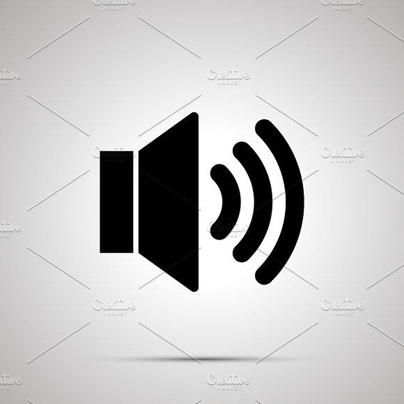 Gambar Siluet Toa Speaker » Polarview.net