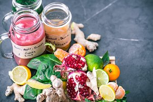 vitamin fresh fruit smoothies in gla