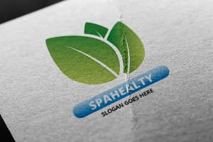 Spahealty Logo
