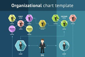 Business organization structure
